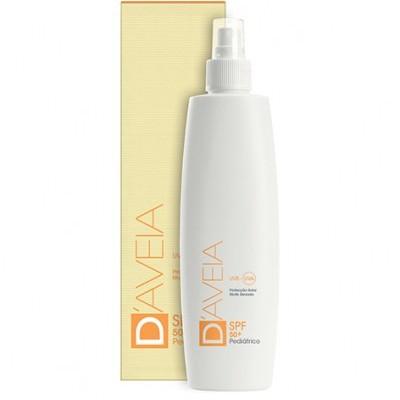 D'AVEIA - Protetor Solar SPF50+ Pediátrico 200ml