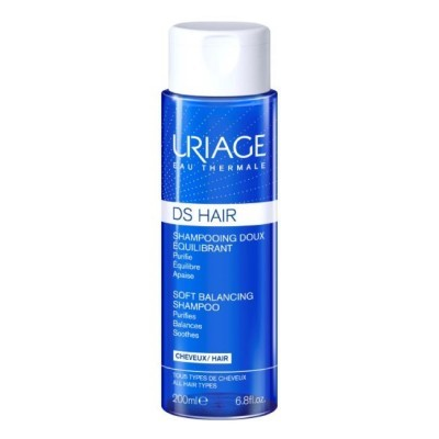 Uriage - DS Hair Champô Suave Equilibrante 200ml