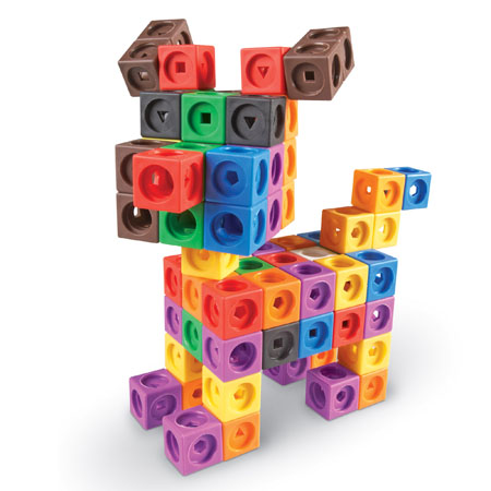 Cubos de construção