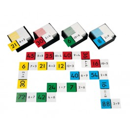 Domino - Multiplicação