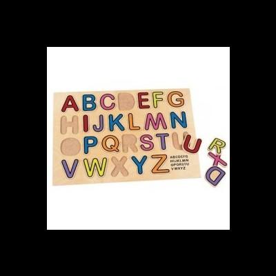 Puzzle para inclusão do ABC