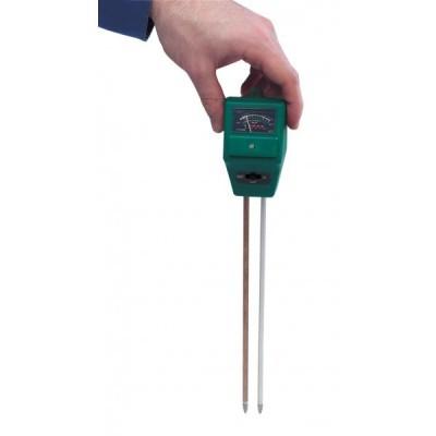 Medidor de pH - 3 Medidas