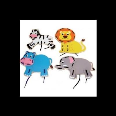 Animais para enlaçar