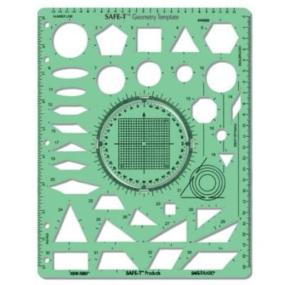 Modelo de Geometria SAFE-T