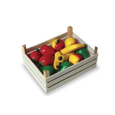 Caixa de Frutas - 12 peças
