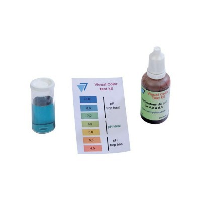Ensaio Colorimétrico de pH
