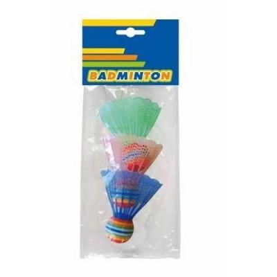 Conjunto 3 volantes Badminton