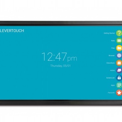 Monitores Interativos CLEVERTOUCH