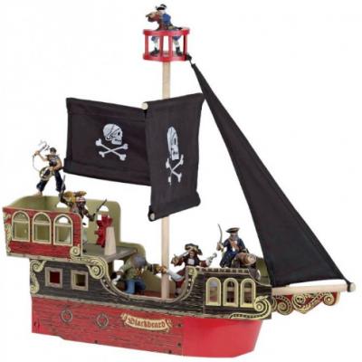 O navio pirata