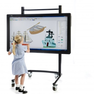 Monitores Interactivos CLEVERTOUCH - Serie Plus