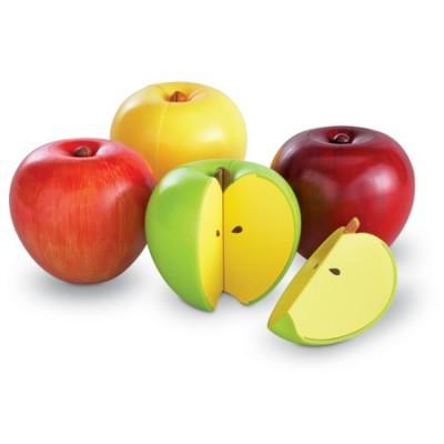 Frações magnécticas da maçã
