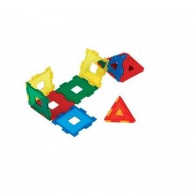 Construção de Formas Geométricas e Sólidos