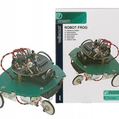 Kit Robô Sapo 90X125X100MM