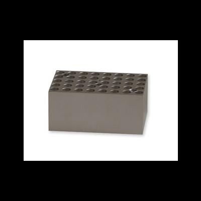 Bloco de metal 40x0,2 mL para Mini T