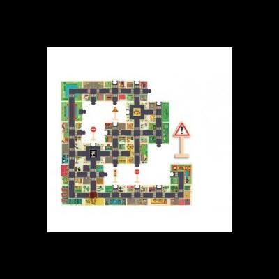 Puzzle Sol - A cidade