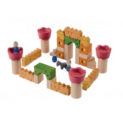 Blocos de construções - Castelo