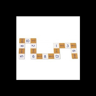 Domino - Divisão
