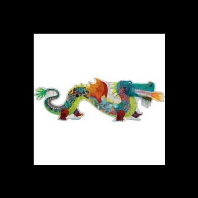 Puzzle Sol - O Dragão