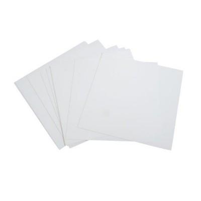 Folhas de Silicone e Polyester 4x8 (50unid.)
