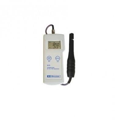 Medidor de pH / EC / Temperatura MI805