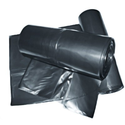 Conjunto 10 Sacos do Lixo - Preto
