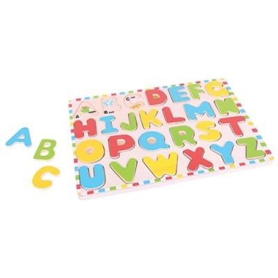 Puzzle Alfabeto - 26 peças