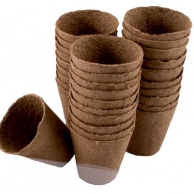 30 Vasos de turfa