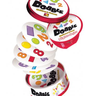 Dobble - Números e formas