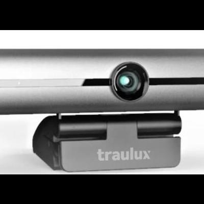 TRAULUX CÂMARA COMPACT USB, 4K AUTOFOCUS