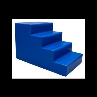 Escada - Medidas: 95x60x60cm