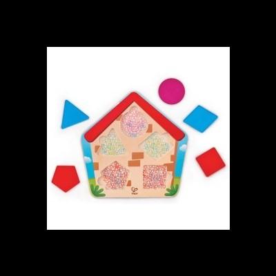 Puzzle de filtro colorido