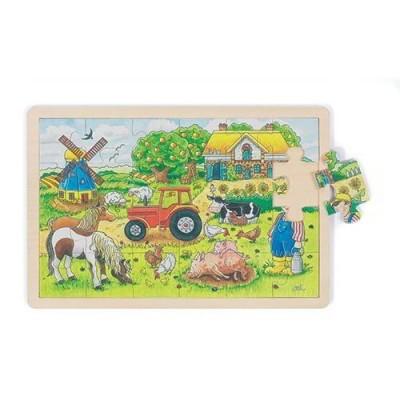 Puzzle - A Quinta - 24 peças