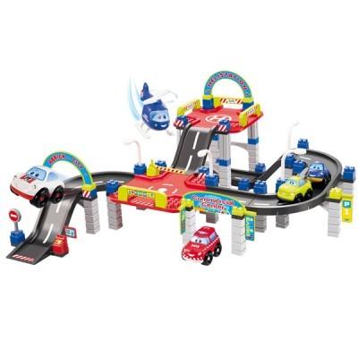 Circuitos, Garagens e Veículos