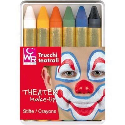 Lápis Pintura Facial