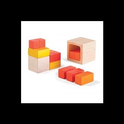 Cubos de fracções