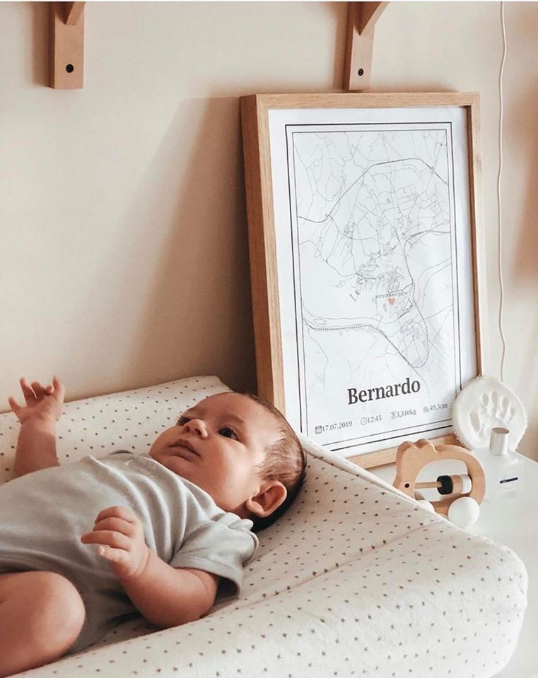 Mapa - Baby