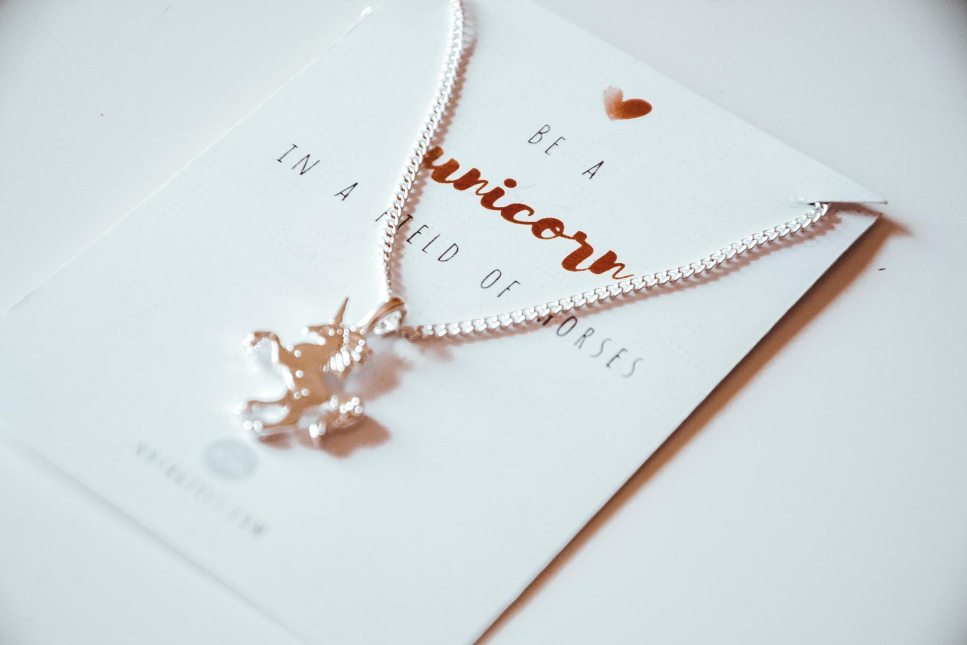 SPECIAL EDITION - Unicorn necklace