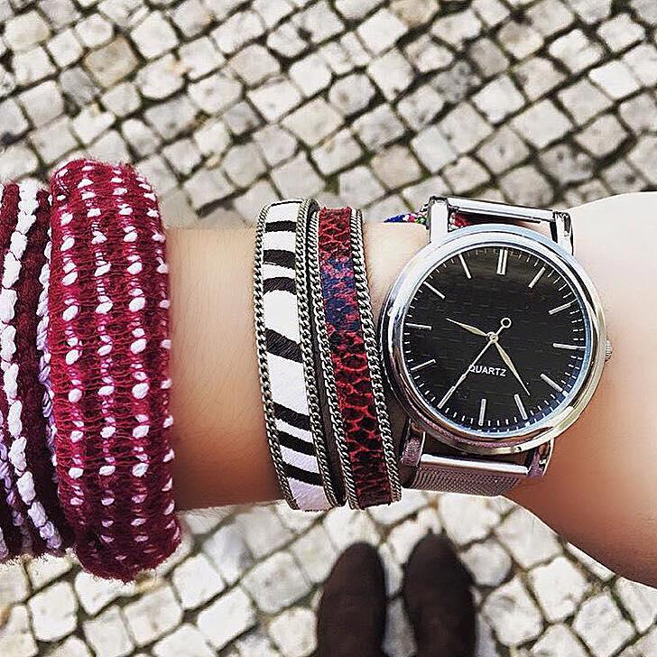 Relógio - Silver