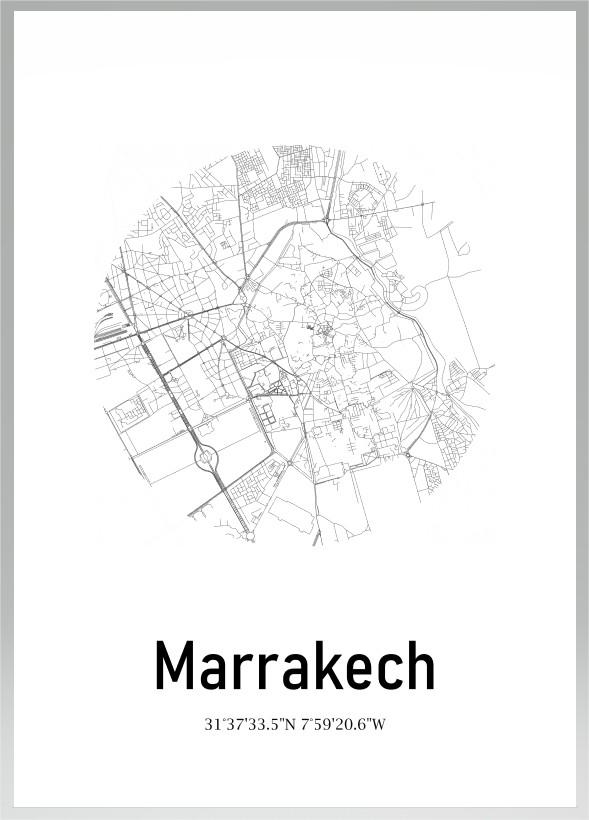 Mapa - Round
