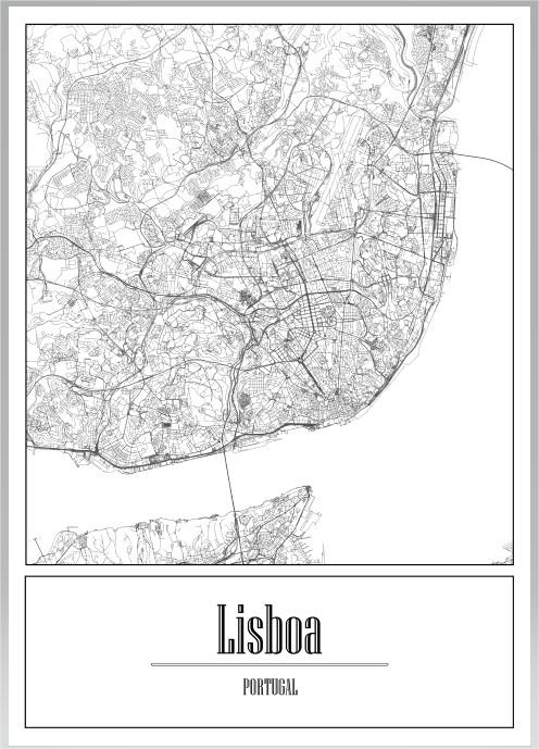 Mapa - Retro