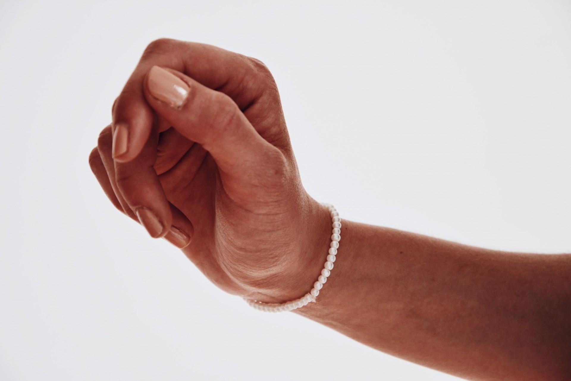Pulseira - Mini pearls