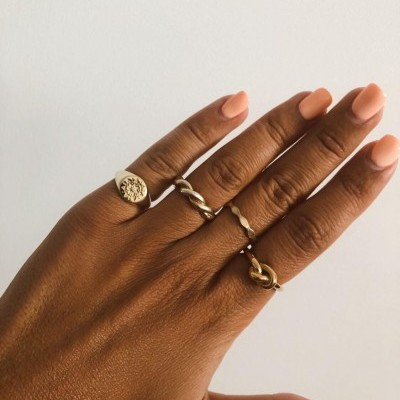 Anéis dourados - Meggie