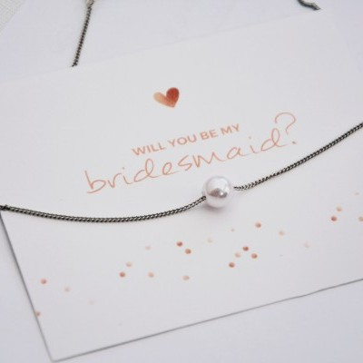 Colar - Would you be my bridesmaid?