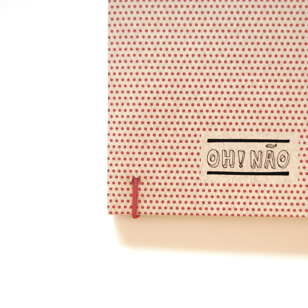 """Cadernos Pequenos """"Quem meus filhos beija minha boca adoça"""""""