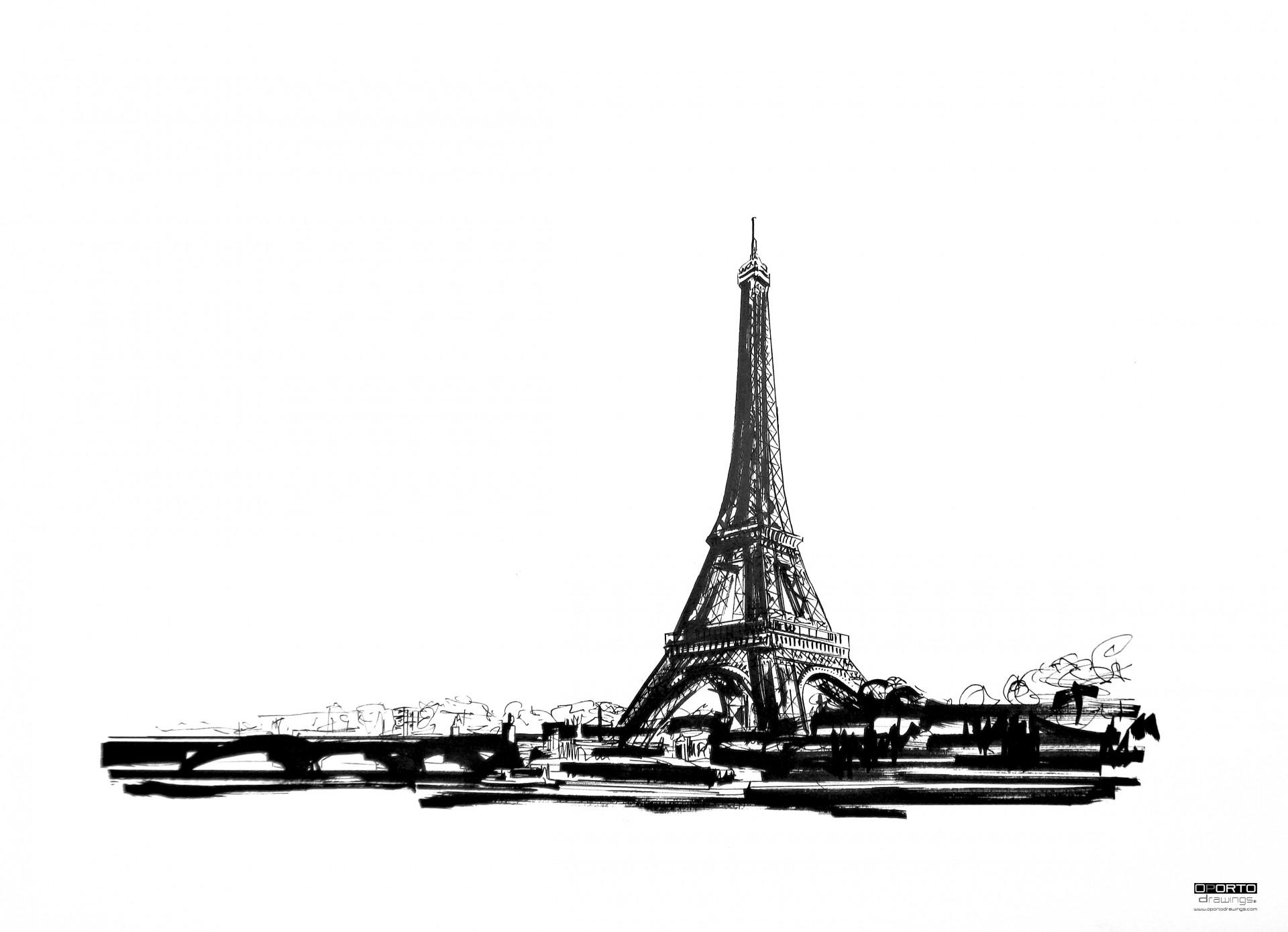 Torre Eiffel :: Paris