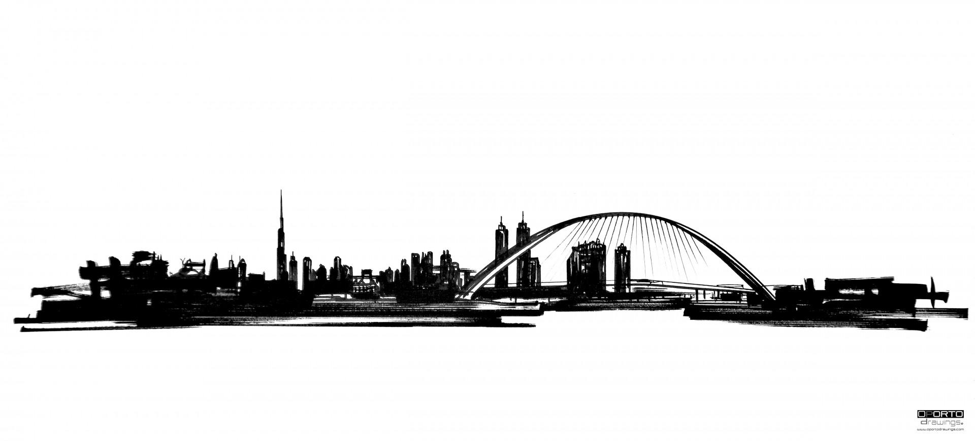 Skyline :: Dubai
