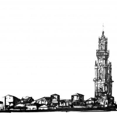Torre dos Clérigos :: Porto