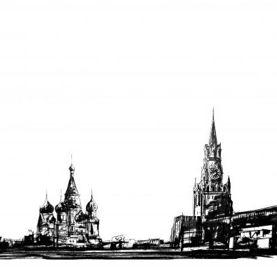 Praça Vermelha :: Moscovo