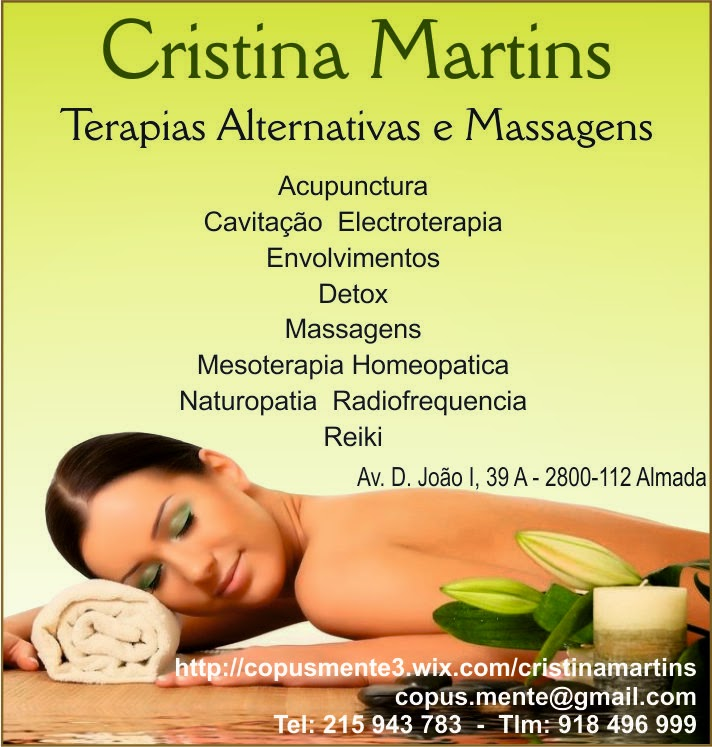 Terapias Alternativas e Massagens