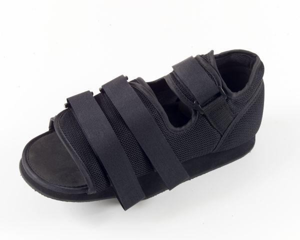 Sapato Pós Operatório Baruk (com tacão)